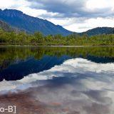 Tasmania-lake-Rosebery