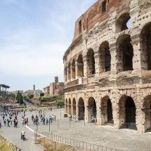 #Colisée # Rome