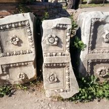 #Les ruines du forum Palatin