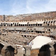 #Colisée #Panorama à 360 degrès