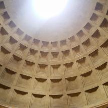 #Le dôme du Panthéon